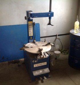 Шиномонтажное оборудования