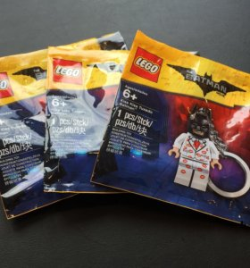 Lego Kiss Kiss Tuxedo Batman Polybag
