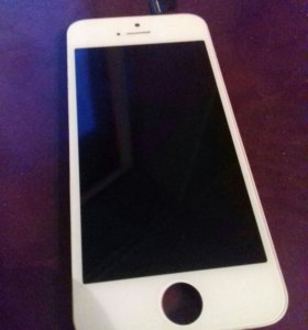 Дисплей iphone 5s White