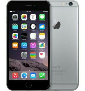iPhone 6 Space Gray донор