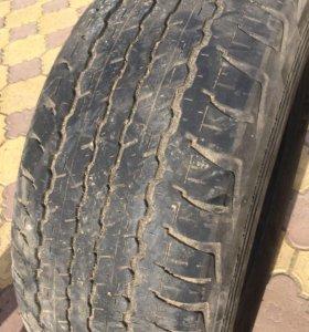 Б/у шины Dunlop 285/65/17