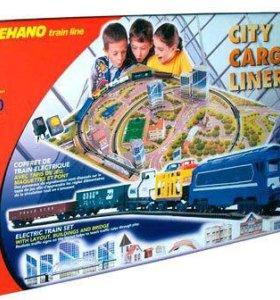 Железная дорога Mehano city cargo liner