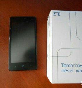 Новый 4 ядра ZTE Blade GF3 2Sim 8мп