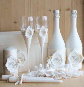 Наборы для свадьбы