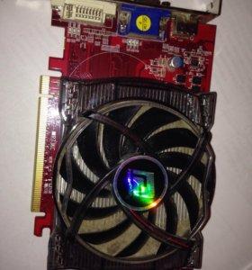 Видеокарта ATI RADEON HD 5670 (1024 мб)