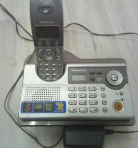 Радио телефон panasonic kx tcd245ru
