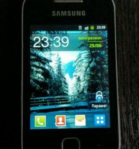 Продам Samsung GT-S5360 black