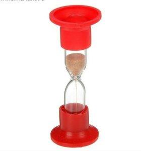 Часы песочные 1 минута