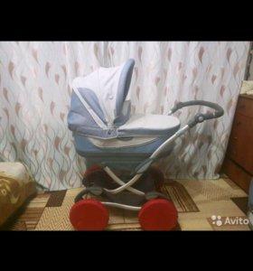 Коляска 2в1 Geoby Baby