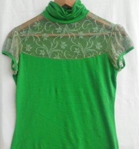 Блузка на девочку. Размер 44-46