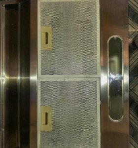 Вытяжка над куханной плитой 60×51×15