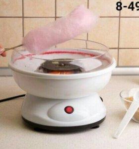 Для приготовления сладкой ваты .