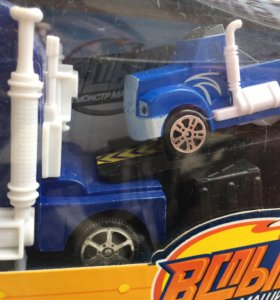 Вспыш грузовик