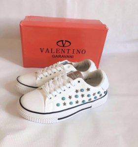 Кроссовки Valentino 34-39