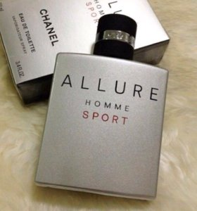 "‼️Парфюм Chanel ""Allure homme sport"" 100ml."
