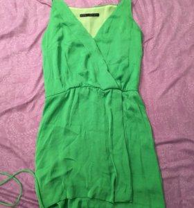 Платье летнее Zara (s-m)