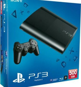 Sony Playstation 3 (PS3) 500Gb