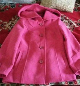 Пальто, куртка и жилет