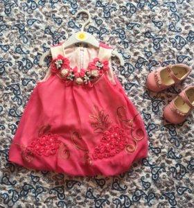 Красивое платье 74
