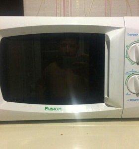 Микроволновая печь Fusion