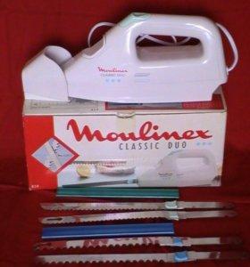 Электрический нож Moulinex classic duo 859.