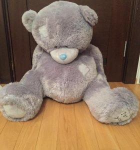 Плюшевый медведь мягкая игрушка