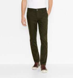 levis commuter 511 trousers 34*34 новые брюки,
