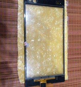 Сенсорное стекло(тачскрин) для Sony Xperia C3