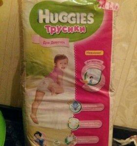 Подгузники - трусики Huggies 5 (13-17кг)
