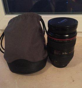 Объектив Canon 24-70mm