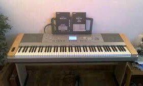 Цифровой синтезатор - пианино Yamaha DGX-640