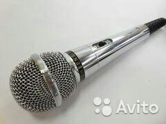 2Микрофона High Sensitive MIC AH59-01198D