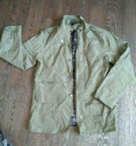 Куртка ( плащевка)