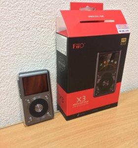 MP3 плеер - Fiio x3 2