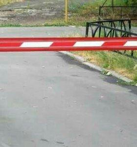 Обслуживание,ремонт шлагбаумов,авт.ворот.