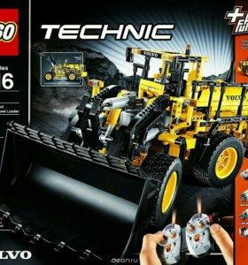 Лего Техник 42030 Автопогрузчик Вольво