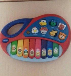 Детская пианинка