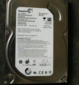 Жёсткий диск (sata)