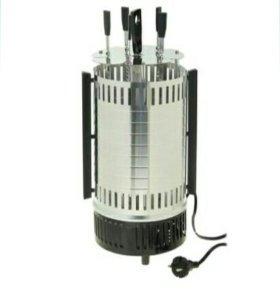 "Электрошашлычница KELLI KL-5060, 1000 Вт, 650"""