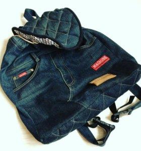 Рюкзак, ручная работа. (Образец)