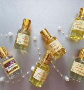 Натуральный индийский парфюм