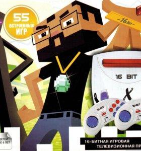 Игровая приставка Sega Super Minecraft 55