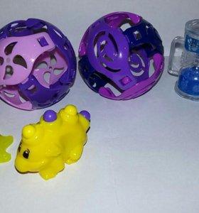 Игрушки от Киндер сюрпризов