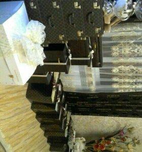 чемоданы с коробками
