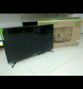 Новый телевизор 40 дюймов