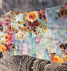 Летнее платье 44-47
