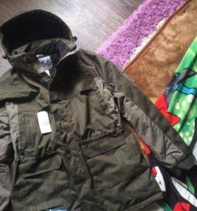 Муржская зимняя куртка