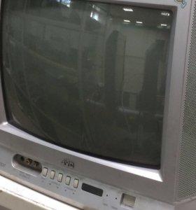 Телевизор JVC 37 см