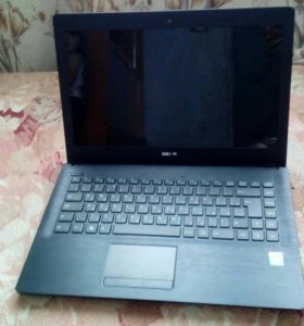 Ноутбук dexp athena t141