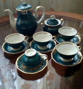 Фарфор .Чайный сервиз